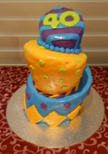 Celebrate Cakes Adult Birthday Cakes mad hatter birthday cake