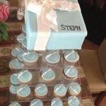 Celebrate Cakes Adult Birthday Cakes - Tiffany Box Birthday Cake