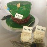 Celebrate Cakes Adult Birthday Cakes - Alice in Wonderland Mad Hatter Cake