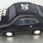 Celebrate Cakes Adult Birthday Cakes - Car cake