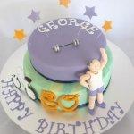 Celebrate Cakes Adult Birthday Cakes - hobbies birthday cake