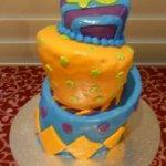 Celebrate Cakes Adult Birthday Cakes mad hatter birthday cake