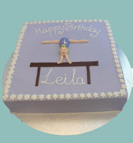 36 Gym Cake