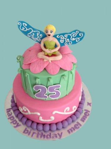 41 Fairy Kids Cake
