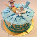 25 Kids Birthday Cake Toy Story