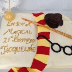 15 Harry Potter Birthday Cake