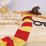 14 Harry Potter Kids Birthday Cake