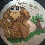 -1 Cheeky Monkey Cake