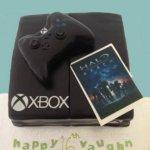 40 - X Box Kids Cake