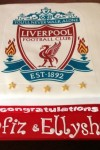 Celebrate Cakes Edible Photo Cakes - Liverpool Football Club photo cake