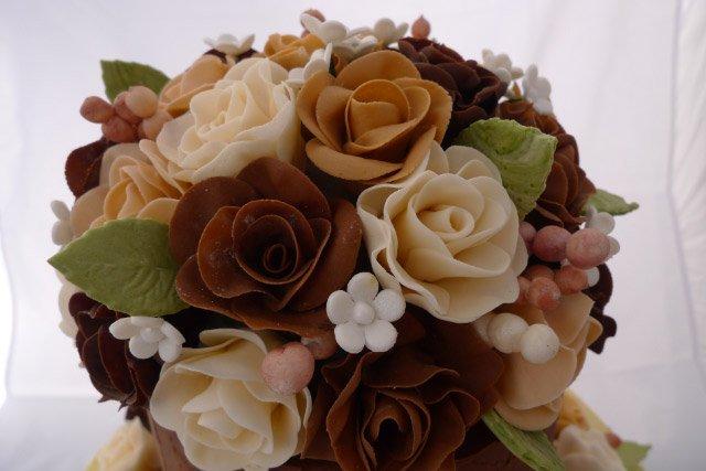 Celebrate Cakes Sugar Flowers - Sugar roses
