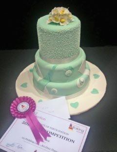 Celebrate Cakes - Wedding Cake-64