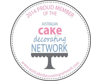 Cake Decorating Network Member Badge