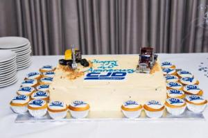 Corporate Cake Edible Photo