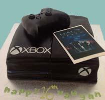 Perth Birthday Cake X Box Cake